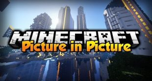 Download Picture in Picture Mod 1.8.9->1.7.10 for Minecraft