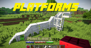 Download Platforms Mod [1.12.1-1.14.4->1.10.2] – Life In The Woods Mods for Minecraft