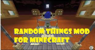 Download Random Things Mod Unrelated Objects, Mechanics  [1.12.2-1.14.4->1.10.2] Mods for Minecraft