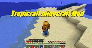 Download Tropicraft minecraft Mod Tropical Paradise, Let's Go On Holidays [1.12.2-1.10.2] Mods for Minecraft