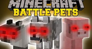 Download Useful Pets Mod 1.9.4 for Minecraft