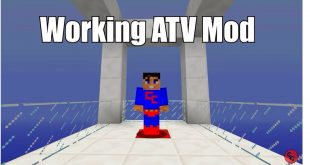 Download Working ATV Mod  You Can Ride Around The World 1.12.2 Mods for Minecraft