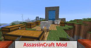 Download AssassinCraft Mod [1.7.10->1.7.2] Mods for Minecraft