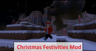 Download Christmas Festivities Mod Mods for Minecraft