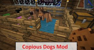 Download Copious Dogs Mod [1.7.10] Mods for Minecraft