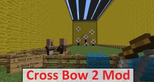 Download Cross Bow 2 Mod [1.7.10] Mods for Minecraft