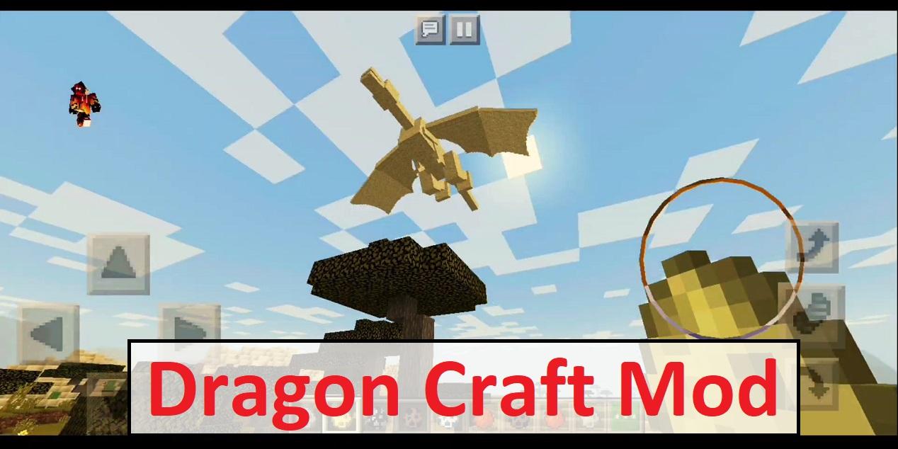 Dragon Craft Mod
