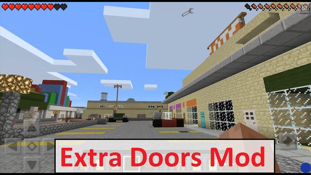 Extra Doors Mod