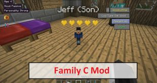 Download Family C Mod [1.7.10] Mods for Minecraft