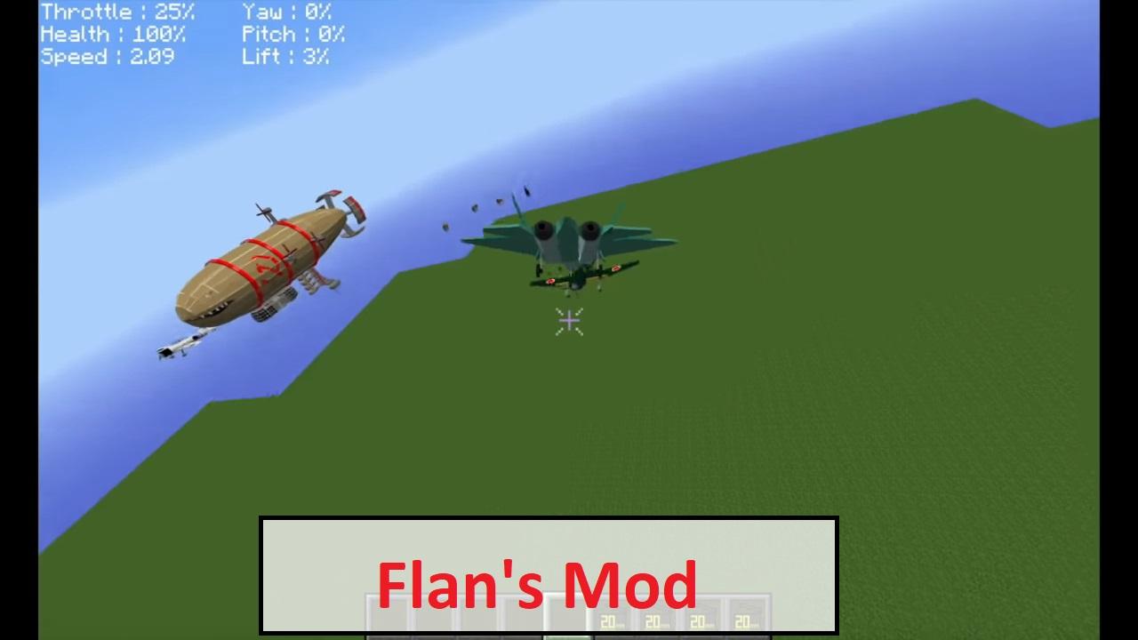 Flan's Mod