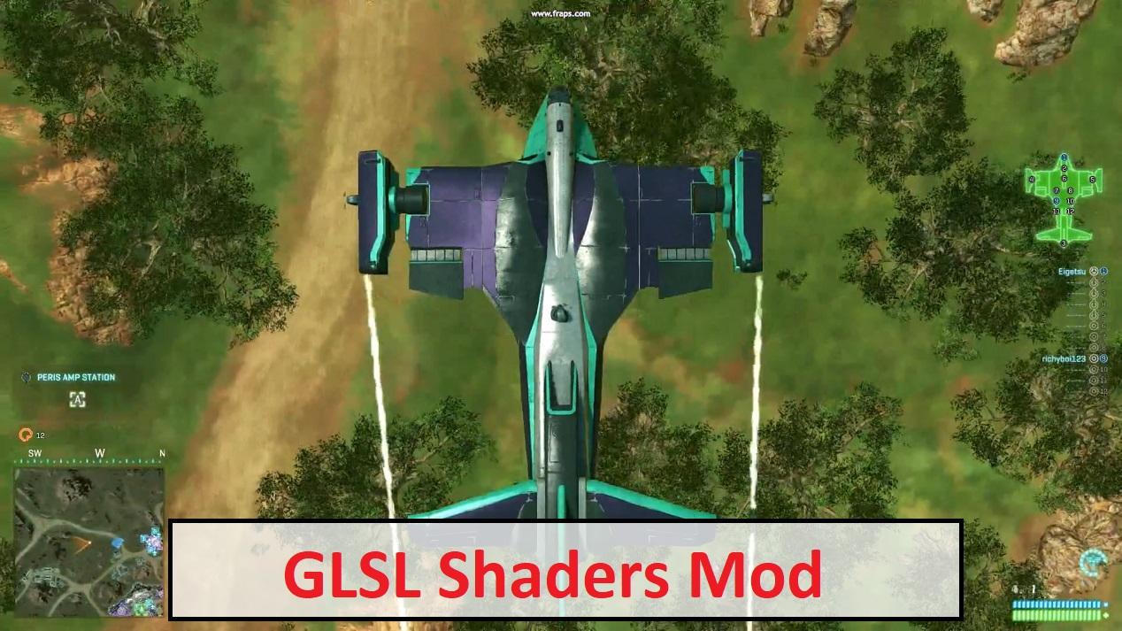 GLSL Shaders Mod