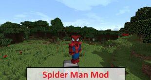 Download Spider Man Mod [1.7.10] Mods for Minecraft