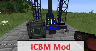 Download ICBM Mod minecraft [1.16.5-1.15.2-1.8.9->1.7.10] – (Bombing & explosion) Mods for Minecraft