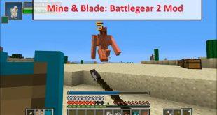 Download Mine & Blade: Battlegear 2 Mod [1.7.10] Mods for Minecraft