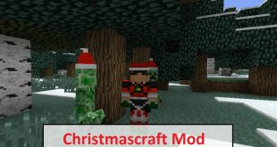 Download Christmascraft Mod 1.6.4 Mods for Minecraft