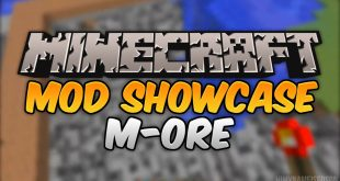 Download M-Ore Mod [1.7.10->1.7.2] Mods for Minecraft