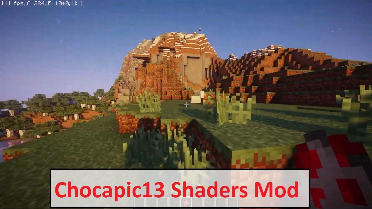 Chocapic13 Shaders Mod