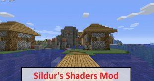 Download Sildur's Shaders Mod [1.16.5-1.15.2-1.14.4-1.12.2->1.7.10] Mods for Minecraft