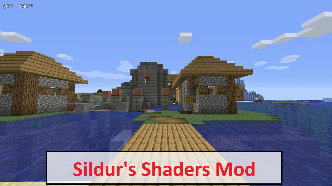 Sildur's Shaders Mod