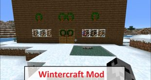 Download Wintercraft Mod [1.8.9->1.7.10] Mods for Minecraft