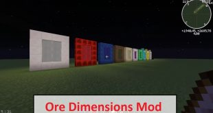 Download Ore Dimensions Mod [1.6.4] Mods for Minecraft