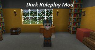 Download Dark Roleplay Mod 1.15.2-1.12.2-1.8.9-1.8.9 for Minecraft