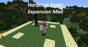 Download Hardcore Ender Expansion Mod 1.8.9 for Minecraft
