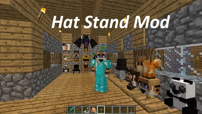 Hat Stand Mod