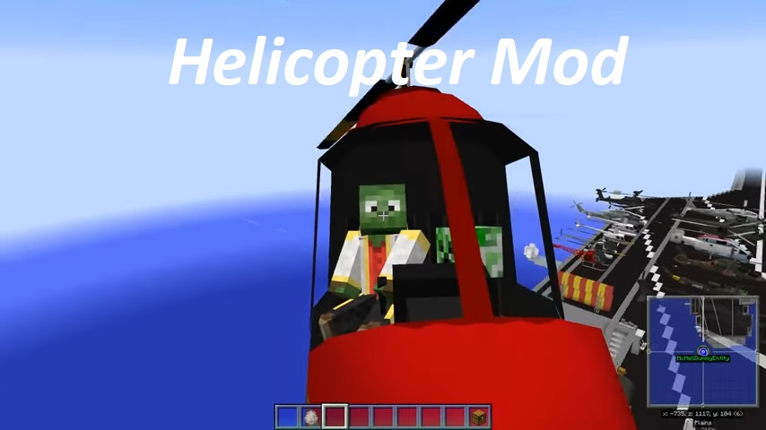 Helicopter Mod