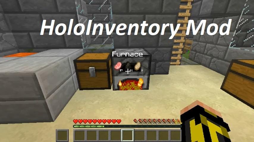 HoloInventory Mod