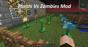Download Plants Vs Zombies Mod 1.9.4 for Minecraft