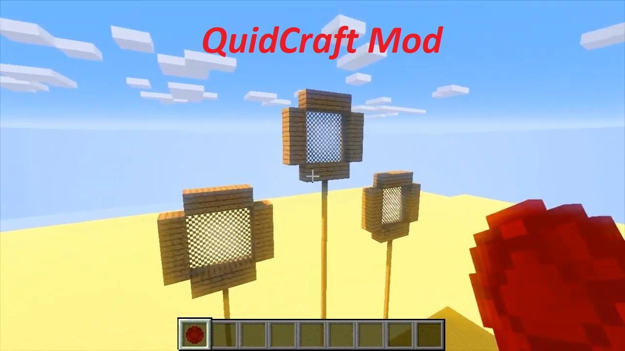 QuidCraft Mod