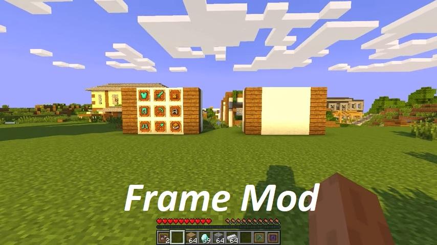 Super Crafting Frame Mod