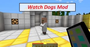 Download Watch Dogs Mod 1.9.4 for Minecraft
