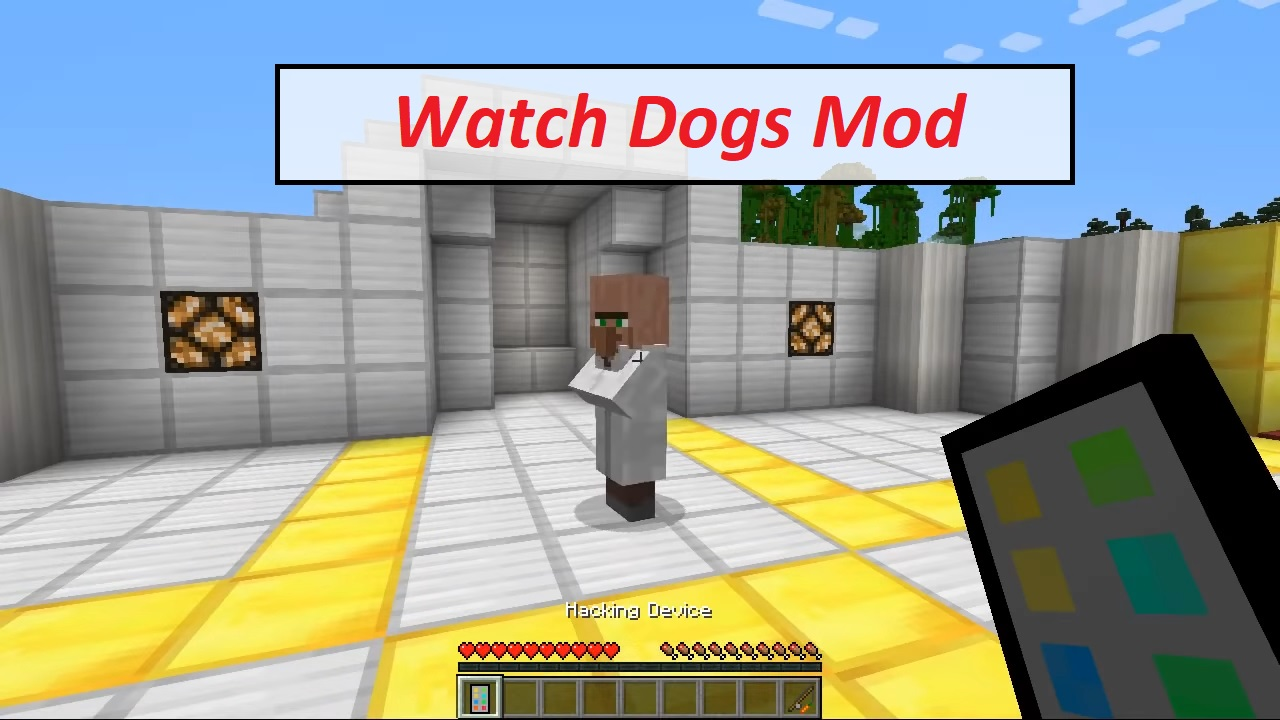 Watch Dogs Mod