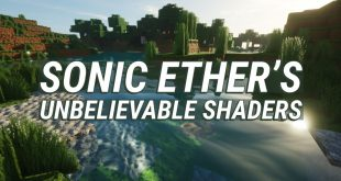 SEUS v11 Sonic Ether's Unbelievable Shaders 1.17-1.12.2